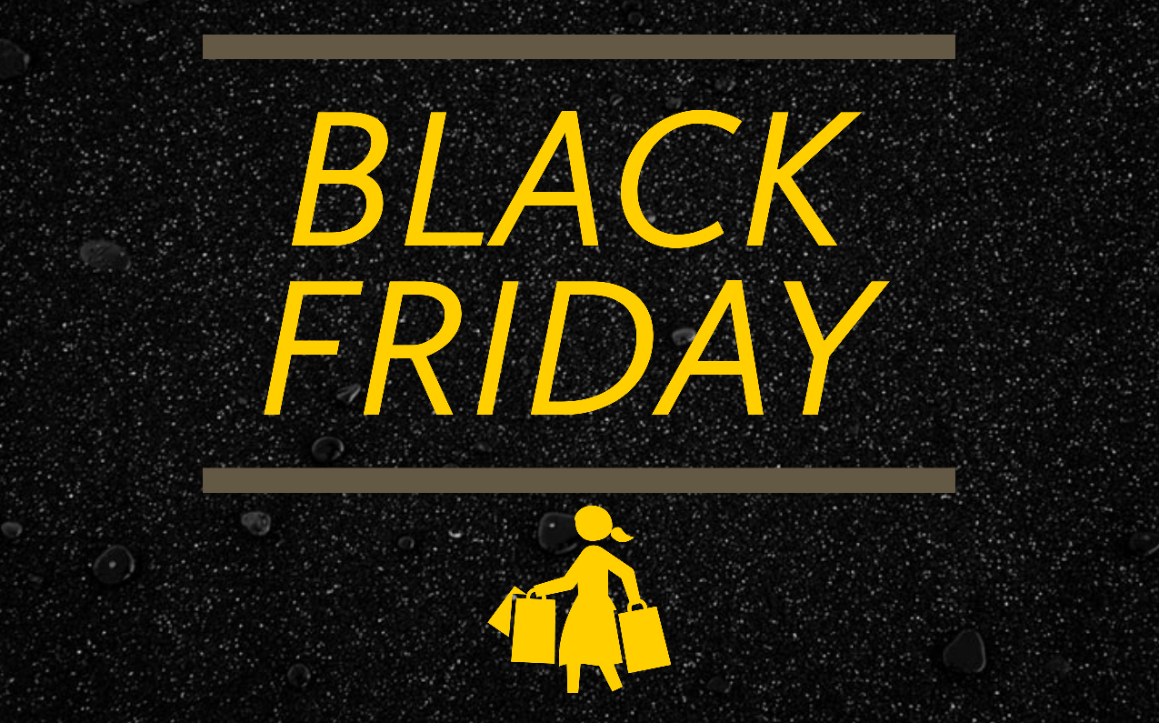 how to spend your money wisely on black friday